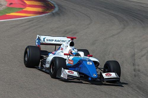 فورمولا 3.5: أورودزيف يفوز بالسباق الأوّل في أراغون