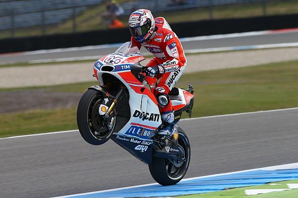 """MotoGP Noticias de última hora Dovizioso: """"Ir líder del mundial no cambiará mi forma de correr"""""""