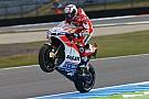 """MotoGP Dovizioso: """"Ir líder del mundial no cambiará mi forma de correr"""""""