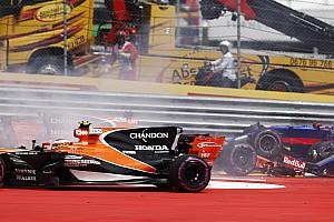 Fórmula 1 Noticias Salo, comisario FIA, defiende la sanción a Kvyat