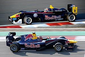 F3 Europe Actualités Kvyat : le GP3 avec la F3 Europe, une