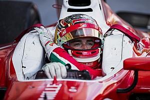 FIA F2 速報ニュース 【F2】シルバーストン予選:ルクレール、6戦連続PP獲得。松下8番手