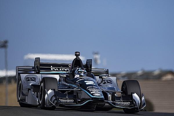 IndyCar Newgarden conquista l'ultima pole stagionale a Sonoma