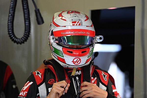 Formule 1 Réactions Giovinazzi, accidenté en EL1: