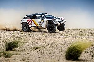 كروس كاونتري تقرير المرحلة رالي قطر الصحراوي: القاسمي بطل المرحلة الرابعة