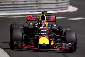 Fórmula 1 Últimas notícias Red Bull passa a adotar asa T em seu carro no GP de Mônaco