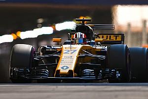 Forma-1 BRÉKING Hülkenberg szerint a 12. helynél több ma nem volt a Renault-ban