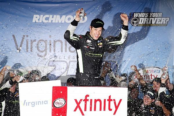 NASCAR XFINITY Relato da corrida Keselowski supera Busch pela Xfinity Series em Richmond