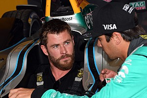 IndyCar Breaking news Actor Hemsworth to wave Indy 500 green flag
