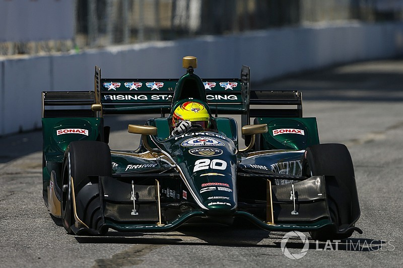 Pigot gets full-time ride with Carpenter for 2018