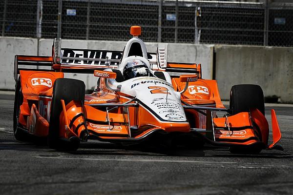 IndyCar Course - Newgarden joue la stratégie à la perfection