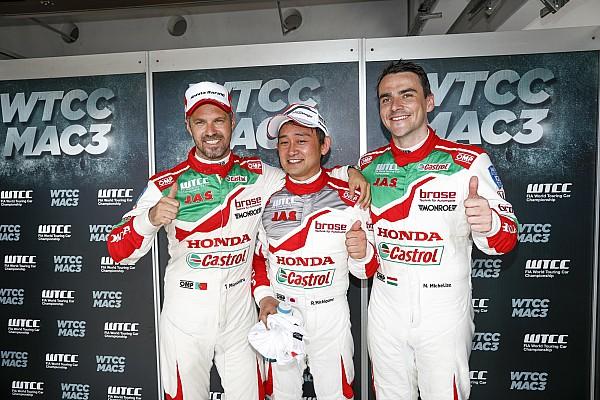 WTCC Intervista Monteiro: