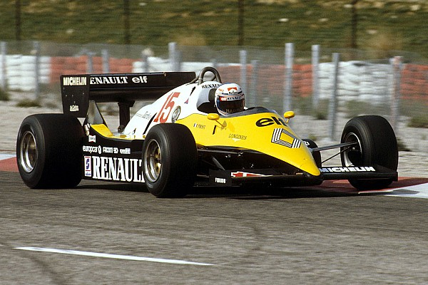 图集:雷诺历代F1赛车一览