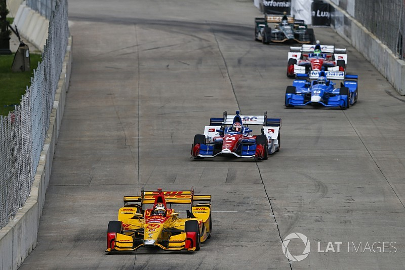 """Hunter-Reay """"can't wait"""" for better IndyCar racing in 2018"""