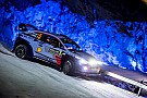 WRC Neuville says Rally Sweden crash result of bad luck