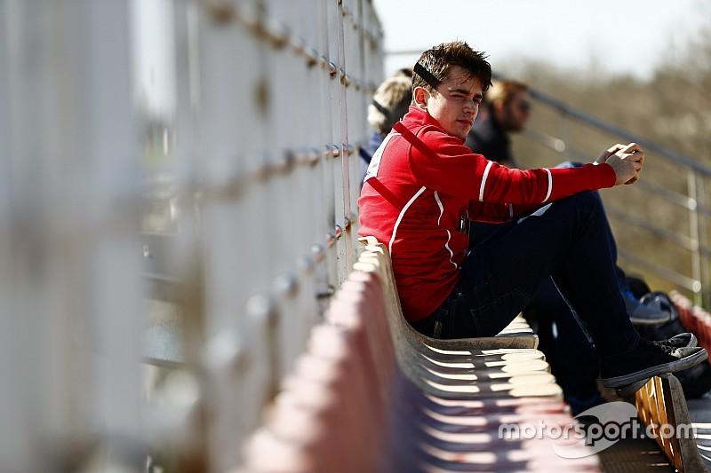 Леклер стал претендентом на место резервного пилота Sauber