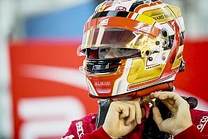 FIA F2 Reporte de prácticas Leclerc lidera los primeros libres en Barcelona por menos de una décima sobre Albon
