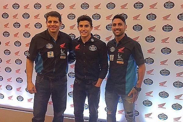 Alexandre Barros anuncia volta ao motociclismo