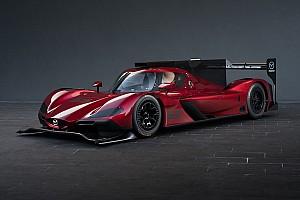 IMSA Breaking news Mazda reveals new DPi prototype