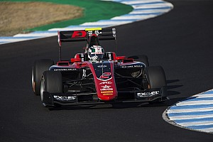 GP3 Qualifying report Jerez GP3: Fukuzumi beats Aitken, Russell to pole