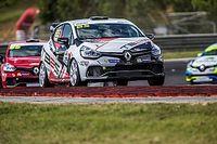 Un doublé pour Thibaut Bossy en Clio Cup France