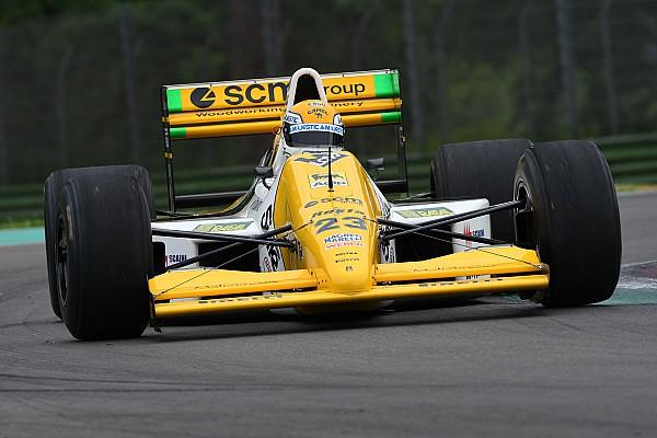 Формула 1 Тряхнули стариной. В Имоле прошел фестиваль Minardi