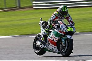 MotoGP Prove libere Silverstone, Libere 2: Crutchlow precede Rossi, Marquez cade due volte