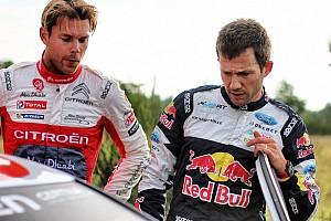 WRC Son dakika Citroen: Ogier'e yaptığımız teklif diğer takımlarınki kadar iyi değildi