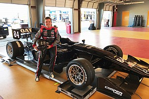 Indy Lights Breaking news Chad Boat's Indy Lights debut delayed for medical reasons