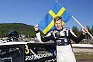 World Rallycross Kristoffersson s'impose à domicile, Loeb sur le podium