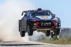 WRC Prova speciale Portogallo, PS1: Neuville e Ostberg subito al top. Delude Tanak