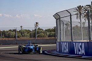 Formula E Race report Marrakesh ePrix: Buemi fights back to take second win