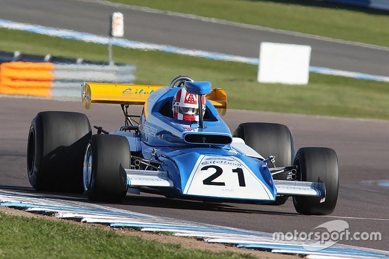 В Сильверстоуне пройдет гонка машин Ф1 и Ф5000