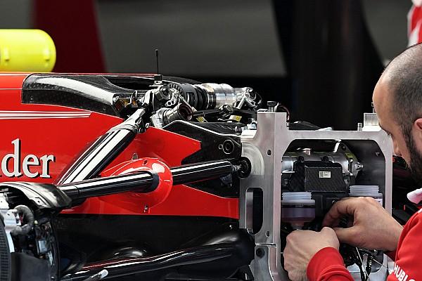 Formule 1 Nader bekeken: Alle technische updates in de Grand Prix van China