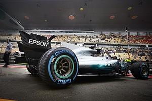 Formule 1 Actualités Wolff: Un GP sous la pluie serait un saut dans l'inconnu