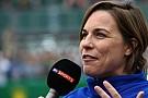 F1-Teamchefin Claire Williams: Windel- statt Reifenwechsel