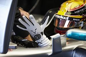 Formule 1 Nieuws F1 wil handschoenen coureurs van biometrische sensoren voorzien