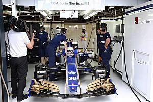 Formula 1 Breaking news Giovinazzi gantikan Wehrlein untuk GP Australia