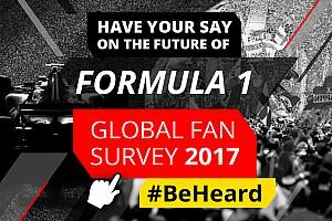 Motorsport Network lancia il secondo Global Fan Survey sulla Formula 1
