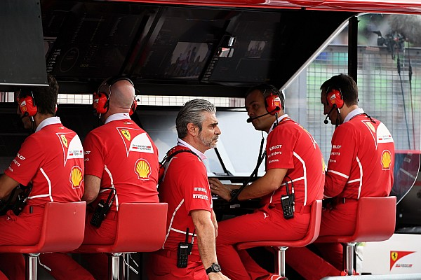 Formula 1 Breaking news Ferrari promosikan Santi sebagai insinyur balap Raikkonen