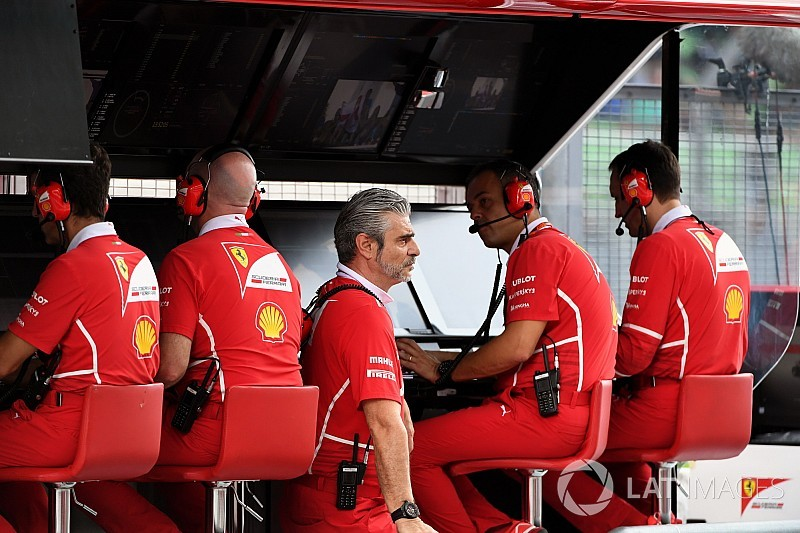 Ferrari, Raikkonen'in yeni yarış mühendisini belirledi