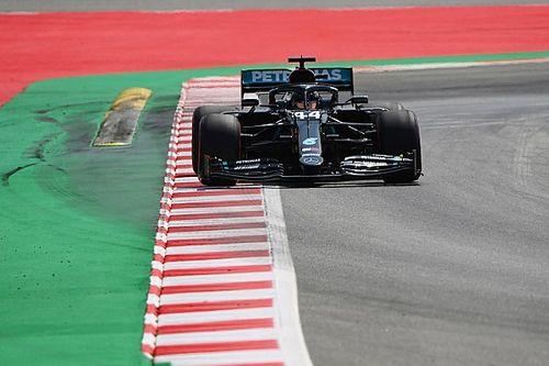 """Hamilton: será """"muy apretado"""" con Red Bull el domingo"""