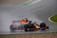 """Verstappen após erro: """"Terminar em segundo foi um bom resultado"""""""