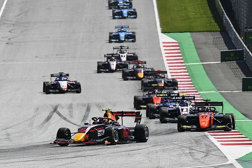F3, Red Bull Ring, Gara 2: Lawson più forte della Safety Car