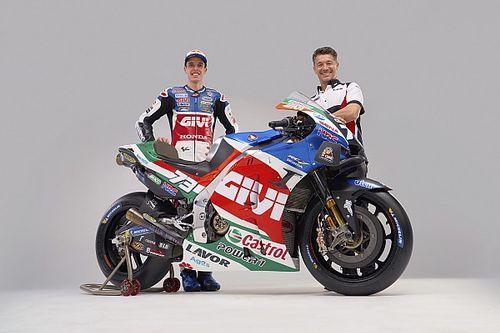MotoGP: Honda LCR revela moto de Álex Márquez para 2021; confira