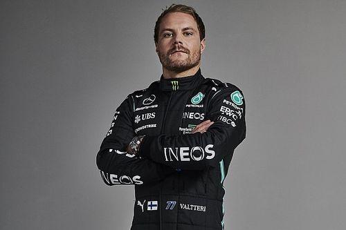 Bottas nie będzie ponaglał Mercedesa