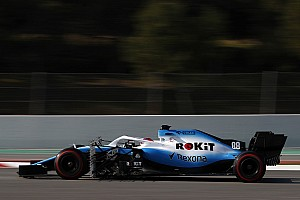 "Kubica admite que Williams colocou carro ""comprometido"" na pista"