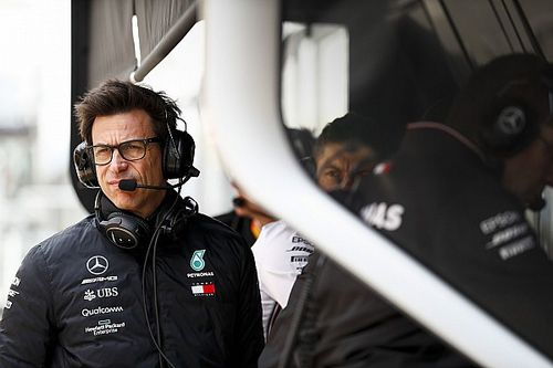 """Mercedes joins Netflix show that Wolff """"didn't like"""" at first"""