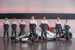 El Junior Team de Sauber ya tiene alineación para 2019