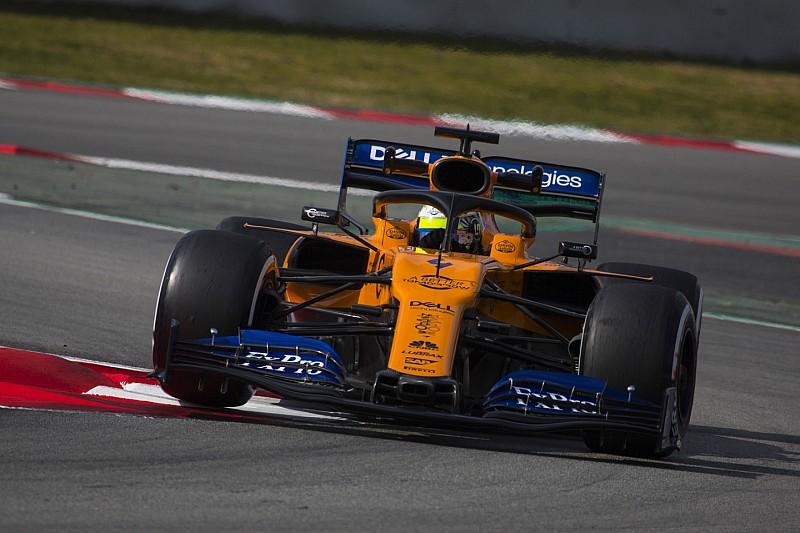 McLaren, Norris:
